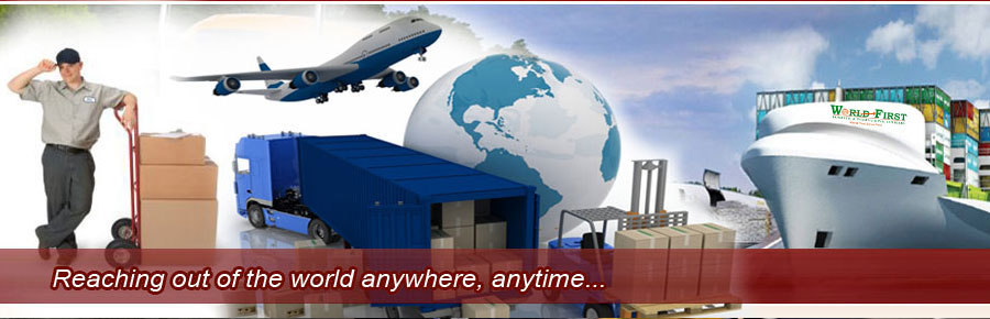 International Food items Courier Services