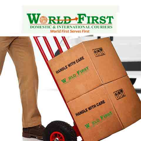 Online Courier Tracking
